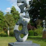 Curly whirly - Green Granite
