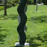 Wobble- Green granite